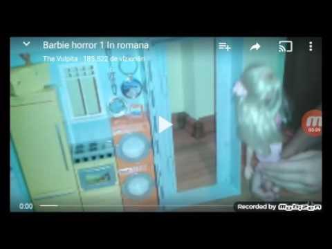 STF reactioneaza la,,Barbie horror''