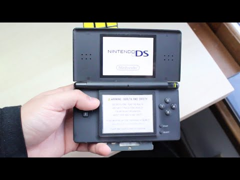 nintendo ds lite in 2018 12 years later review youtube