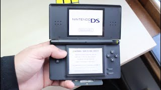 Nintendo DS Lite in 2018! (12 Years Later!) (REVIEW)