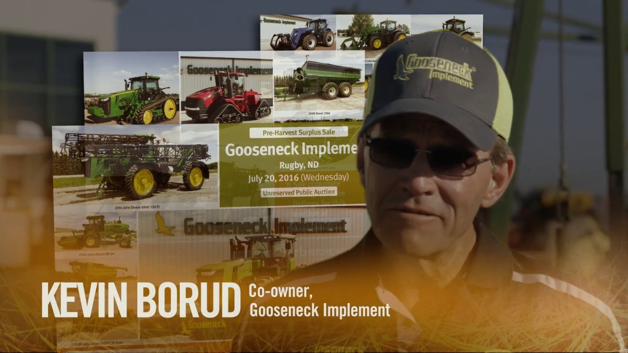 Ritchie Bros  full-service auctions at your farm or dealership