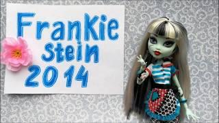 ВСЕМ ПРИВЕТ !!! Frankie Stein 2014 ♥ НОВАЯ ЗАСТАВКА-ТРЕЙЛЕР ♥ HI GUYS !!! STOP MOTION - СТОП МОУШЕН