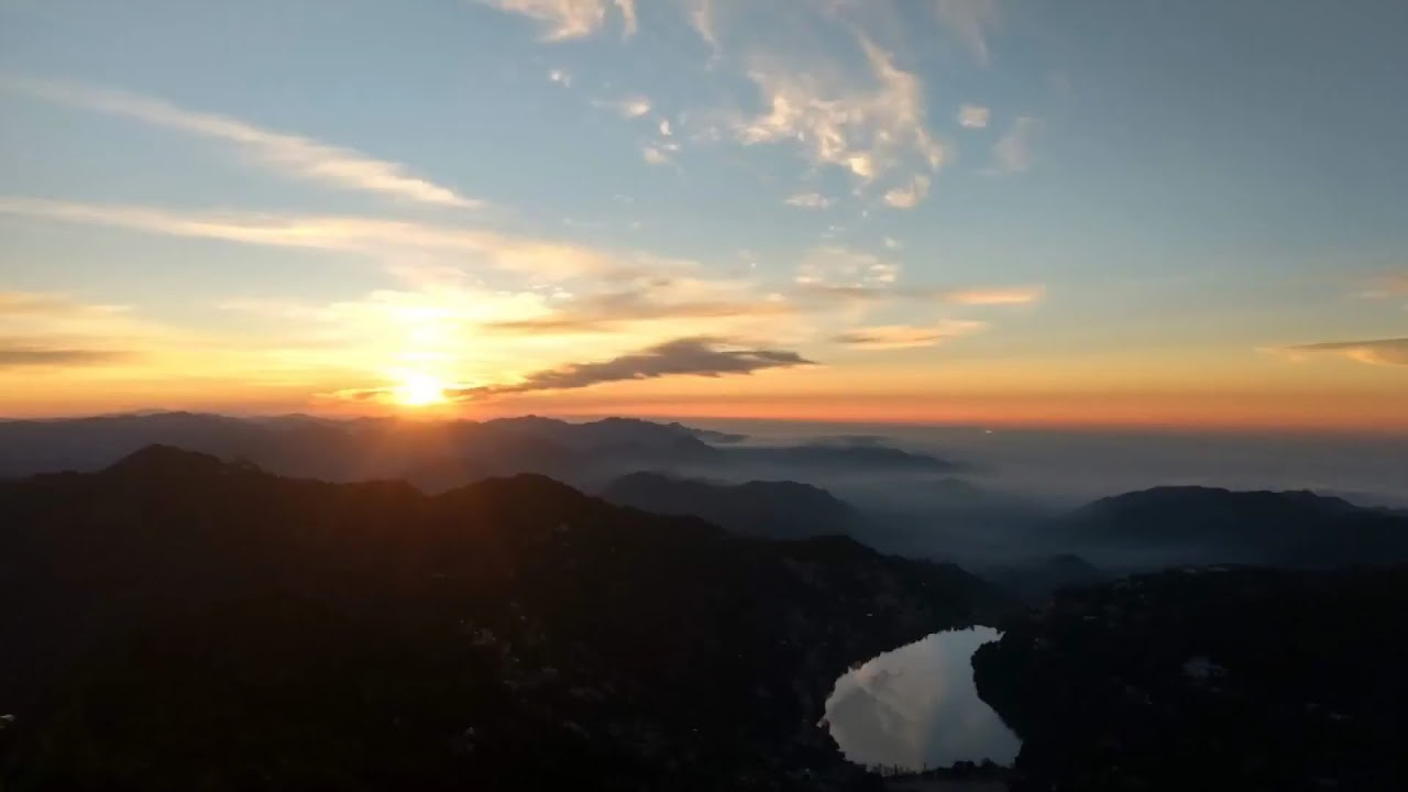 A glimpse of travelling experience from Haldwani to Nainital by bike | Uttarakhand, India