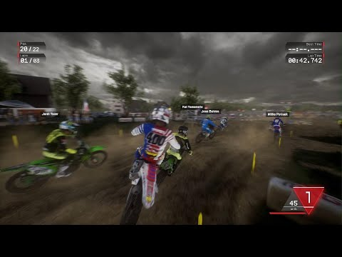 MXGP3 - The Official Motocross Videogame |