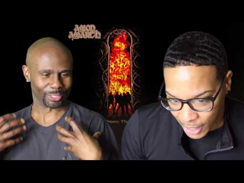 Amon Amarth - Victorious March (REACTION!!!)