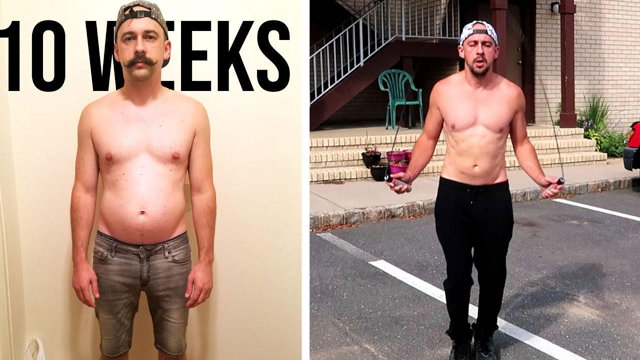 Jump Rope Transformation 10 Weeks Youtube