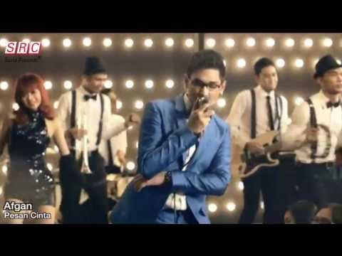 Afgan Pesan Cinta Official Music Video Hd