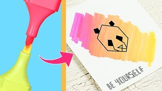 16 Easy Drawing Tricks and Hacks