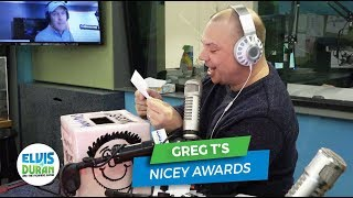 Greg T's Anonymous Niceys Awards | Elvis Duran Exclusive