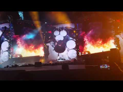 Metallica Moth into Flame Live @ Gillette Stadium