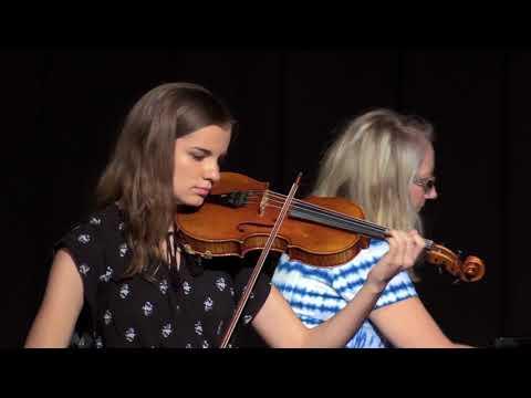 Mountain View Orchestra 2018 -  Concerto No. 1 in A Minor