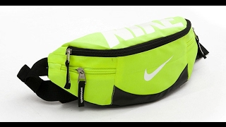Поясная Сумка Nike Team Training Green(, 2017-02-08T10:05:45.000Z)