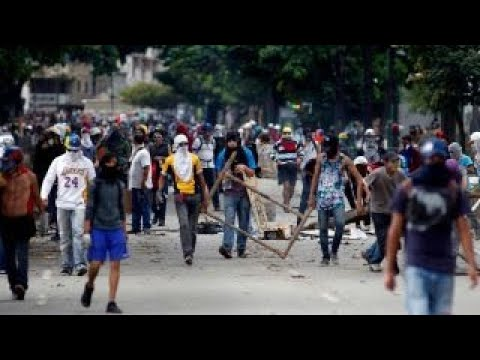 Polls open in Venezuela for constituent assembly election
