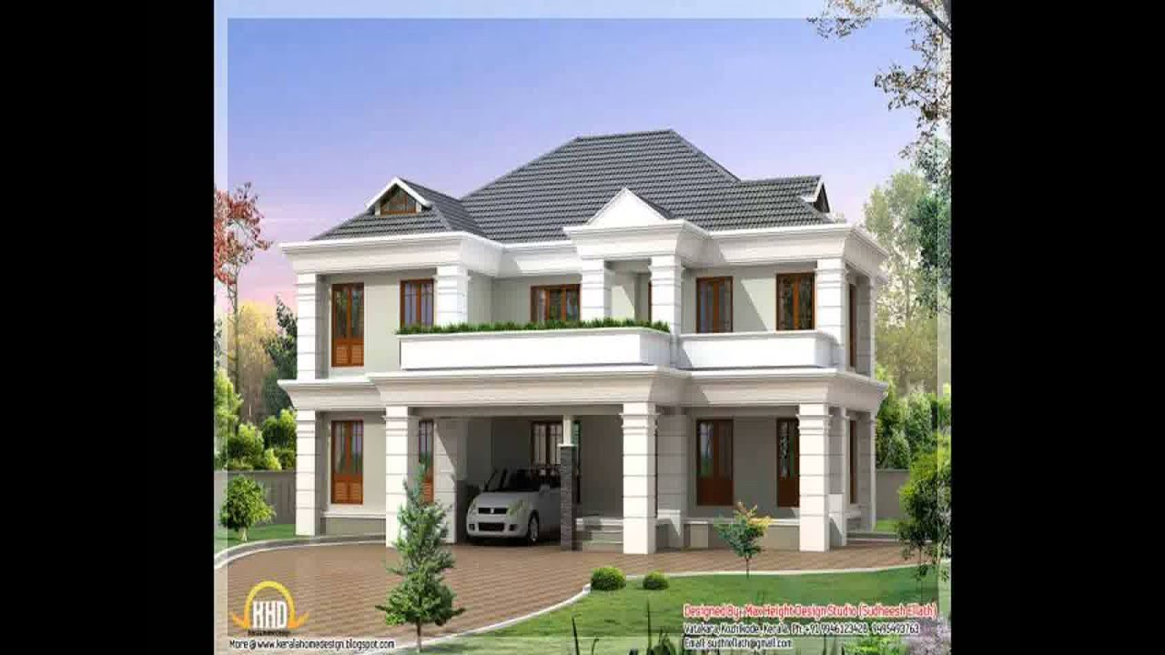Best small bungalow home plans youtube - Small houses plans cottage decor ...