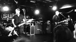 Toiler on the Sea -The Stranglers at SUB89 in Reading 8th July 2014