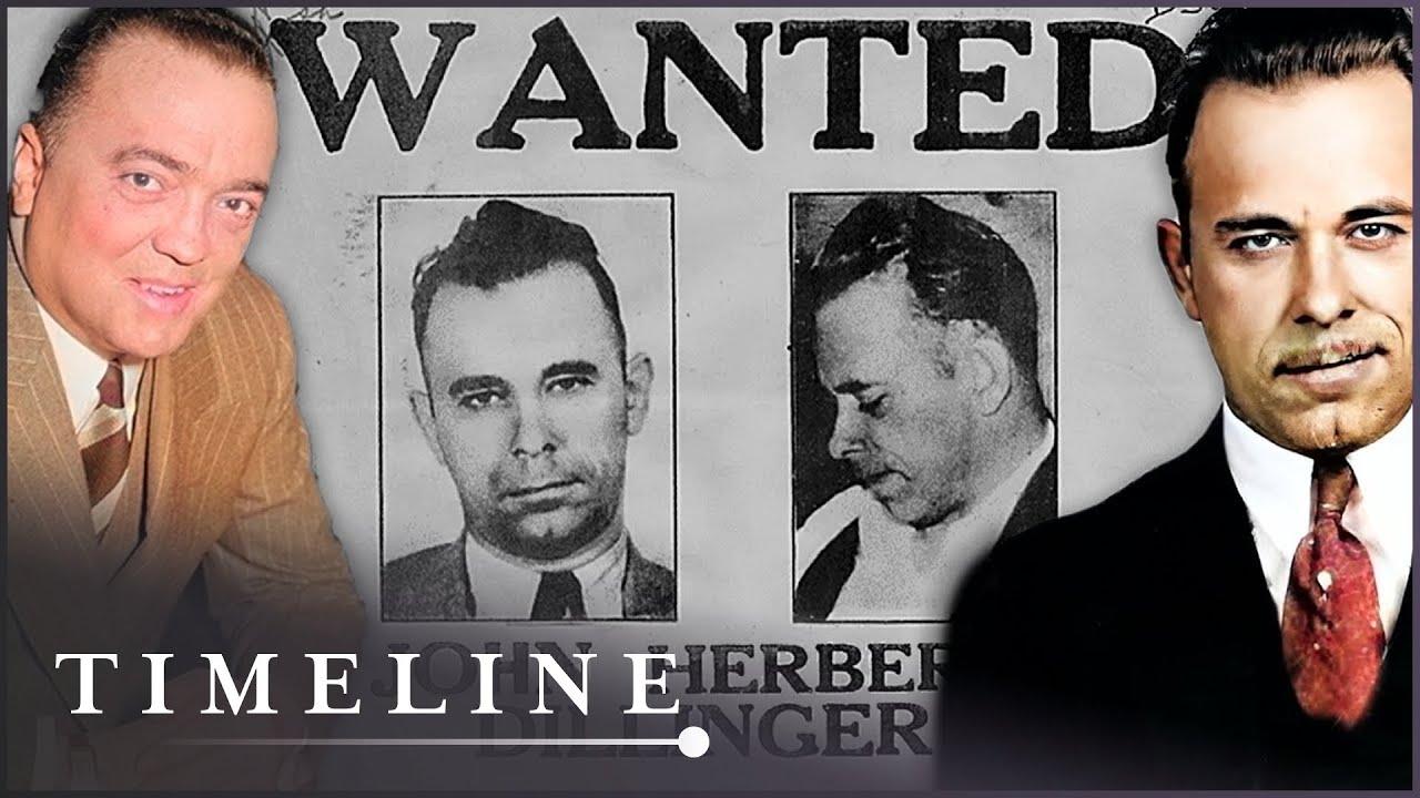 Download The Greatest Gangster Of Depression Era America | The Story Of John Dillinger | Timeline