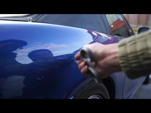 "X-Pel Clear Bra PPF ""paint protection film"" test video @YST Auto"