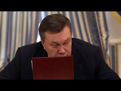 Ukraine's parliament dismisses