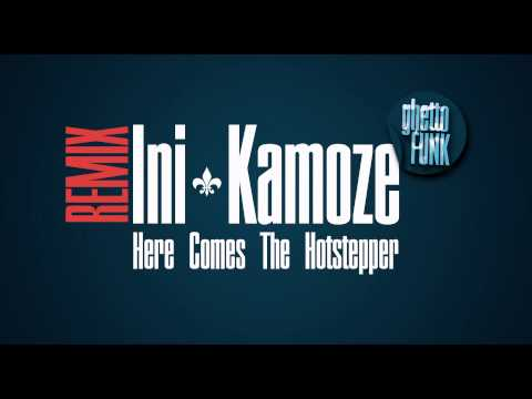 Ini Kamoze  Here Comes The Hotstepper GHETTO FUNK REMIX