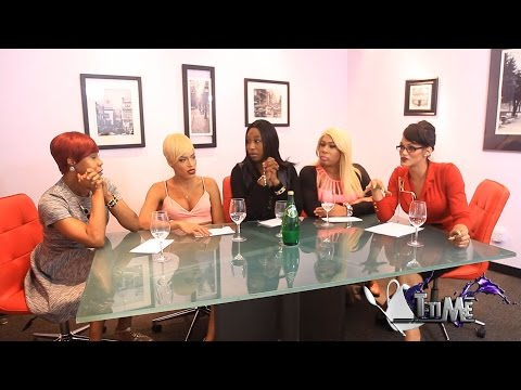 """THE TRANS DEBATE '' T-time with the gurlz S3/E1"