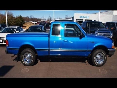 1998 ford ranger used pickup for sale marshall ford o 39 fallon missouri 63366 youtube. Black Bedroom Furniture Sets. Home Design Ideas