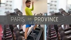 LE SPORT // Paris vs Province