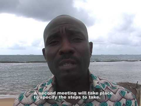 campagne de résistance à l'exploitation du pétrole au Togo