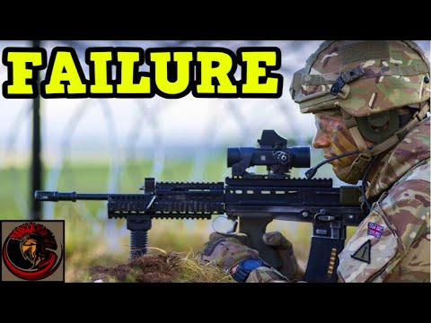 British Army new recruiting campaign: FAILURE CAN HAPPEN?