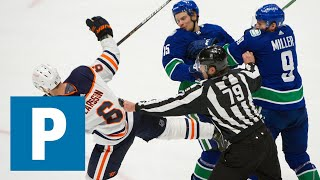 Coach Travis Green on Canucks 4-1 loss to the Edmonton Oilers | The Province
