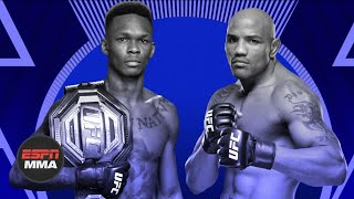 Gambar cover UFC 248 Preview Show   Ariel & The Bad Guy Live   ESPN MMA