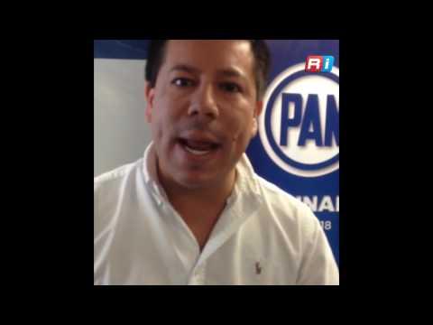 Loar López Secretario general del PAN