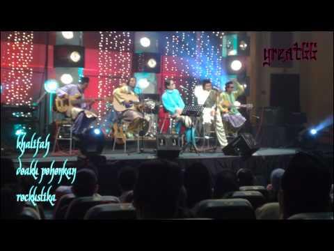 Doaku Pohonkan ~ KHALIFAH feat Lan Kristal (live)