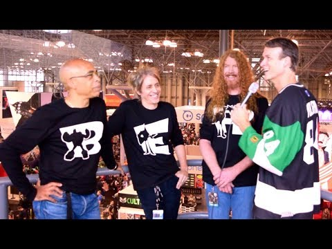 Exclusive Interview with B.E.R. at NYCC!