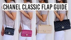 Chanel classic flap guide 2020 *WATCH THIS BEFORE YOU BUY!* | 4K
