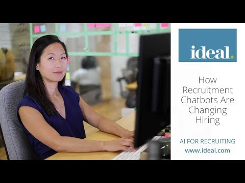 How Recruitment Chatbots Are Changing Hiring