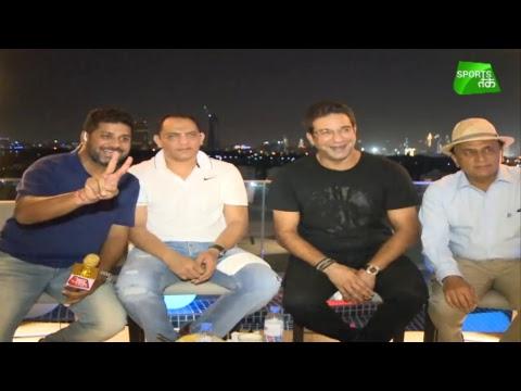 Ind vs Pak Asia Cup 2018 | Akram, Azhar, Gavaskar, Harbhajan With Vikrant On India's Win Over Pak