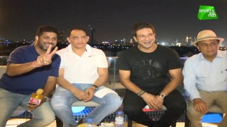 Ind vs Pak Asia Cup 2018 | Akram, Azhar, Gavaskar, Harbhajan With Vikrant On India's Win Over Pak