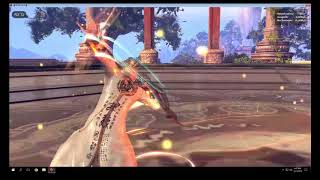 Blade & Soul KR test server - Soulfighter Earth/Ice build 250Ms new skill animation test