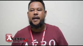 Detienen haitiano acusado de robar en tienda de celulares de SFM