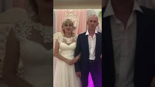 Свадебный банкет 2 июня 2018