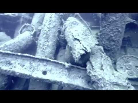 Diving the San Francisco Maru, Truk Lagoon.  Video by Craig Capehart
