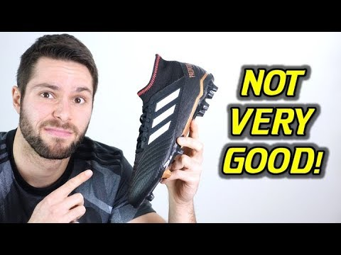 fe82c358 YOU SHOULD NOT BUY THESE! - Adidas Predator 18.3 (Skystalker Pack ...