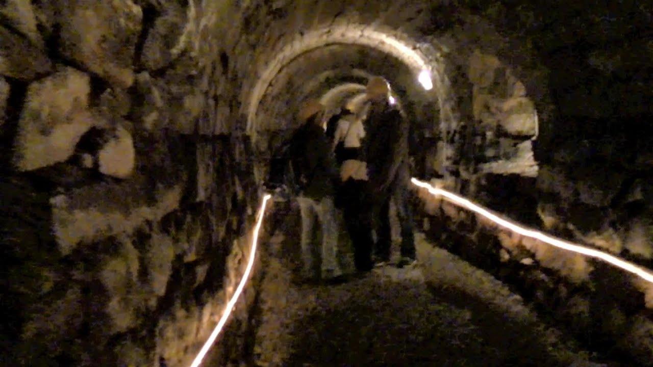 La Grotta Di Babbo Natale 2015 A Ornavasso Youtube