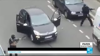 Overview of deadly terrorist attack against French satirical magazine #CharlieHebdo