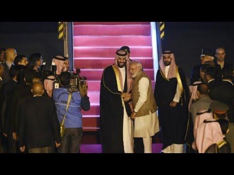 ولي العهد السعودي يصل نيودلهي وسط توتر كبير بين الجارتين النوويتين الهند وباكستان  - نشر قبل 4 ساعة