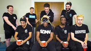 SIDEMEN TRY NOT TO LAUGH CHALLENGE w/ JACK WHITEHALL