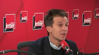 Gaspard Gantzer, candidat à Paris :
