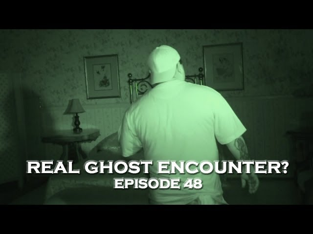 Paranormal Videos: Real Ghost Activity Caught on Tape? (DE Ep. 48) Travel Video