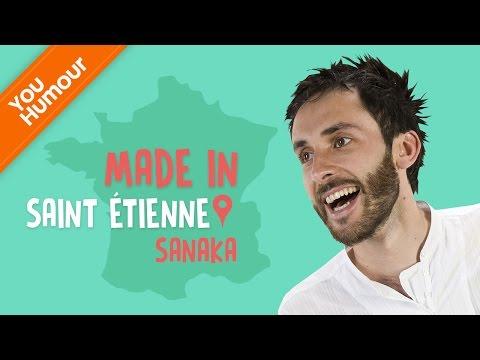 Sanaka - Made in Saint-Etienne