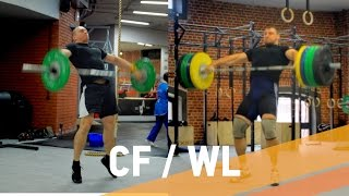 Кроссфит vs Тяжелая атлетика - ARMA SPORT