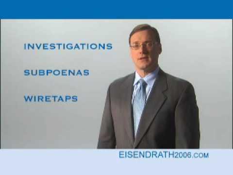 Eisendrath-Stop Blagojevich Corruption-2006.wmv